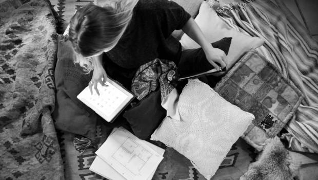 Delfi Bourdieu diseñadora de interiores