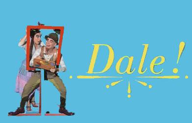 Beneficios para alumnos: 2×1 en la obra infantil Dale! en Teatro del Globo