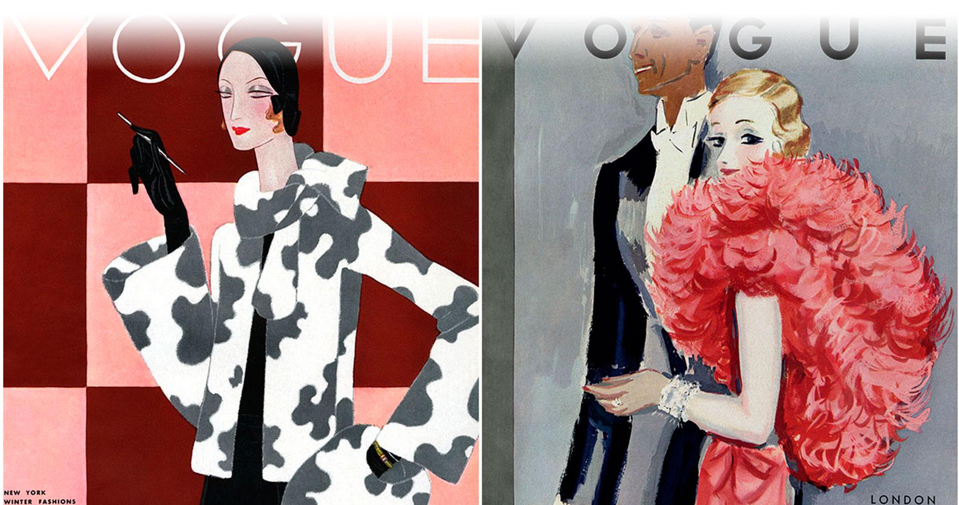 La mirada de Vogue. Revista de moda