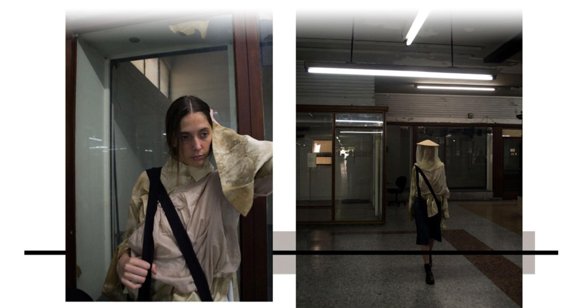 ¿Cómo diseñar una colección de moda? Conocé el proceso de la estudiante Celina Iriarte