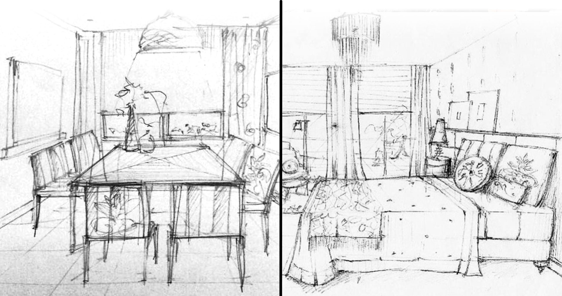 Curso on line de croquis y perspectiva